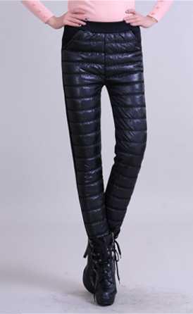 Замечательные штанишки чёрного цвета