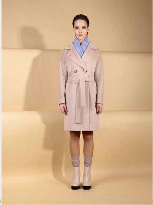 Шикарное пальто премиум марки Mia Blanca