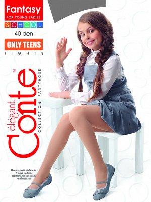 Only Teens 40 Колготки детские,полиамидные (Conte)/12/