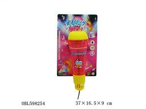 Игрушечный микрофон OBL598254 6369-3 (1/120)