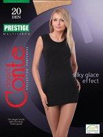 Prestige 20 колготки (Conte)/12/ шелковистые, содержание эластанового волокна