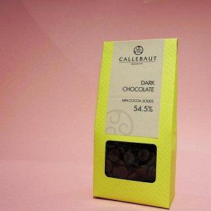 Шоколад тёмный Callebaut 54,5%, 100гр