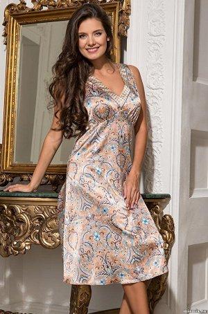 Шикарная ночная сорочка Альбертина Миа-Миа