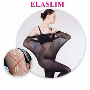 Колготки Elaslim 130 DEN чёрные
