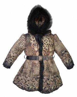 Б/ у пальто зима пух