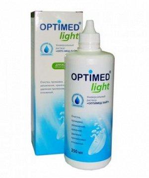 Р-р для контактных линз Optimed light, 250мл