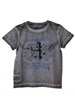 Шикарная легкая футболка для мальчика Италия