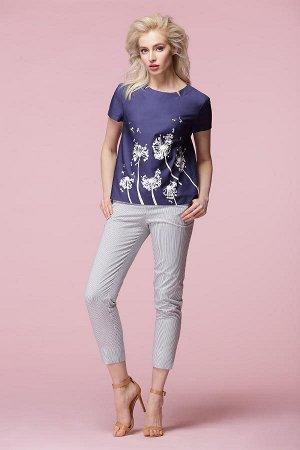 Необычная блуза, качественный пошив, 44 р. ФОТО