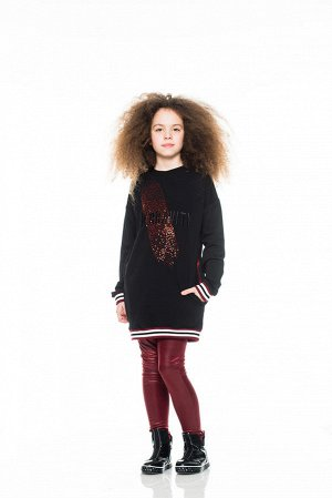 Платье-туника на 44 размер на рост 164 см