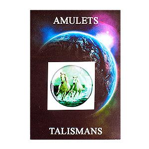 """Благовония, сувениры, обереги, свечи. Быстрая доставка — Амулеты """"Talismans""""Объёмные талисманы — Брелоки"""