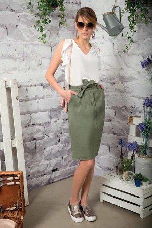Летняя итальянская юбка