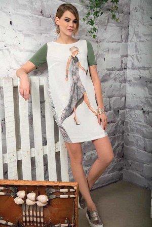 платье размер 56-58