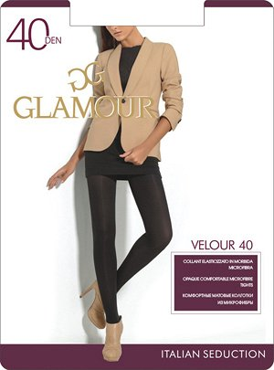 Колготки без рядов 🍁🍁  — glamour (италия) — Колготки