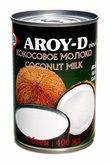 """Кокосовое молоко """"AROY-D"""" 70%, ж/б (жирность-17-19%)"""