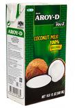 """Кокосовое молоко """"AROY-D"""" 70%,  (Tetra Pak)(жирность 17-19%)"""
