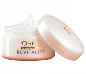 LOREAL   REVITALIFT  Крем для лица дневной против морщин и мешков под глазами 50 мл.