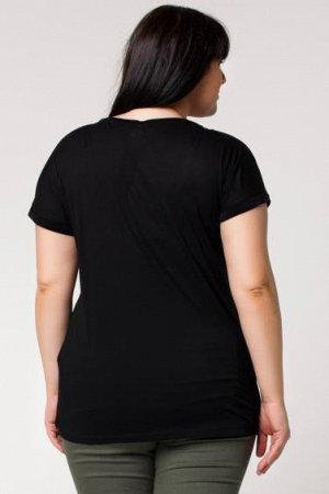 футболка Dimensions of model: Height: 1,72 Chest: 106 Waist: 86 Hip: 116 Sample size: 44/46 %100 Viskoz Woman Blouse