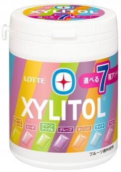 Жевательная резинка XYLITOL ассорти 7 вкусов