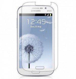 Стекло защитное закаленное 0,26 мм на ровную часть экрана Samsung Galaxy