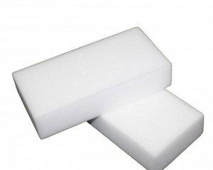 Меламиновые губки без упаковки 10 штук