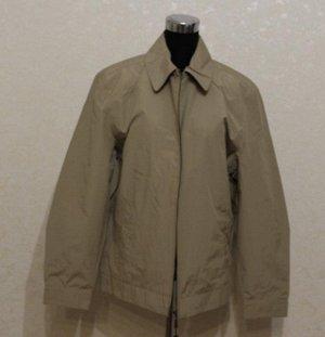 Куртка 46- спинка-68 см, рукав- 60 см, ог - 112см