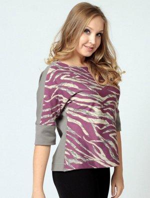 Продается трикотажная блуза!