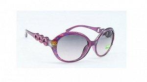 Солнцезащитные очки с мишками и сердечками