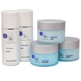 Очищение, тонизация, питание для кожи!  — AZULEN-Линия с азуленом. Возраст 25+ — Защита и питание