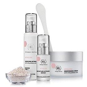 Очищение, тонизация, питание для кожи!  — VITALISE - Уход для всех типов обезвоженной кожи 25+ — Увлажнение