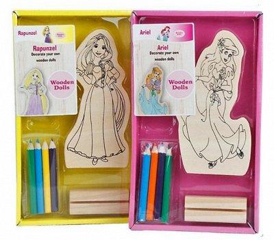Детский мир: одежда, обувь, аксессуары, игрушки. Наличие! — Раскраски, наборы для раскрашивания, фломастеры, карандаши — Для творчества