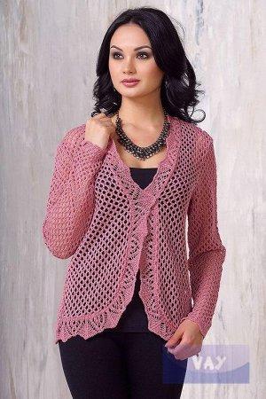 Джемпер трикотажно-модно на 48-50