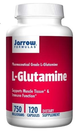 Jarrow Formulas L-Glutamine 750mg 120 таб