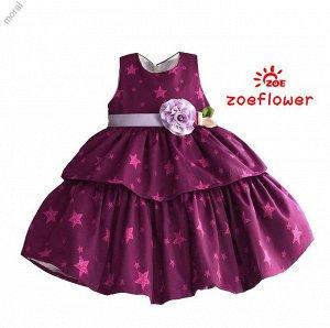 Платье ZOE Sun Flower- на 3 года
