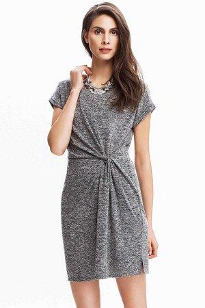Трикотажное платье! р 50-52