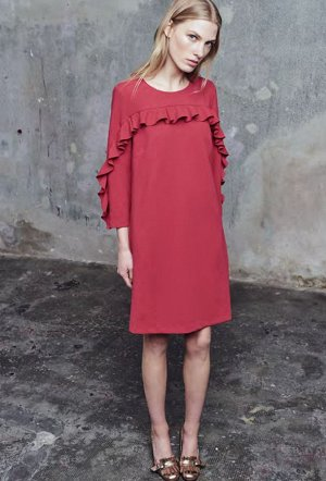 Платье известного итальянского бренда