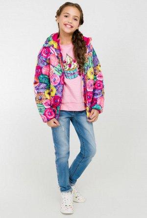 курточка для девочки на осень-весну