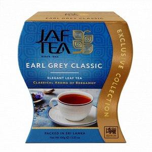 Чай JAF Earl Grey черный, 100г