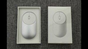 Беспроводная мышь в алюминиевом корпусе