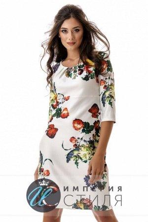Красивое платье и в пир и в мир!