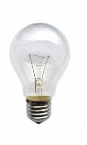 Лампа накаливания Б-230 95Вт E27