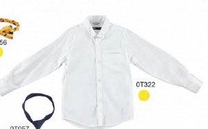 Белая рубашка Италия sarabanda, есть фото