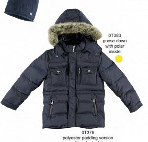 Зимняя куртка, Италия