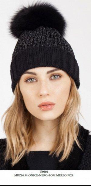 Красивая шапочка RE....GI...NA