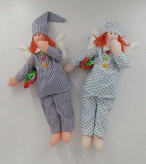 Интерьерная игрушка, кукла, 42 см