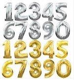 Надувная цифра 8