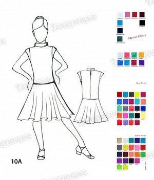 Платье рейтинговое 10а бифлекс Италия