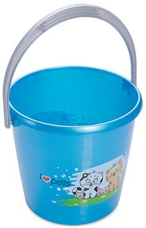 Ведро Ведро 3,0л без крышки [СОЛО] ЛЮБИМЫЕ ЖИВОТНЫЕ. Пластиковые пищевые ведра незаменимы в быту, поскольку являются универсальными емкостями для сбора, хранения, транспортировки воды и продуктов. Мат