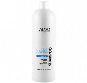 Шампунь глубокой очистки для всех типов волос, 1000 мл Studio