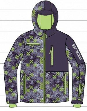 Куртка лыжная с климат контролем.