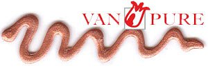 Контур универсальный перламутровый медный  Van Pure